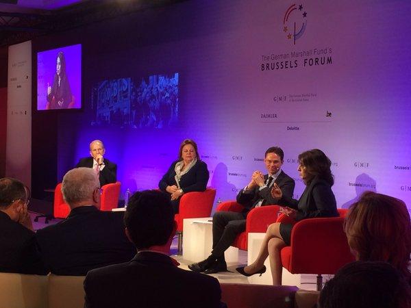 Brussels Forum 2016 2
